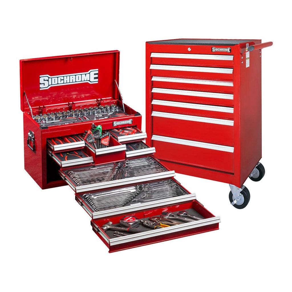 263 Pce Metric AF Tool Kit Red (Apprentice)